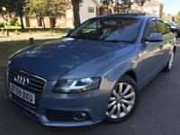 AUDI A4 2.7 TDI SE DIESEL SALOON MULTITRONIC-AUTOMATIC 2010 STUNNING CONDITION