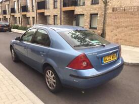 Ford mondeo 1.8 2003 (35000 miles only)