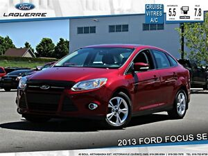 2013 Ford Focus SE**CRUISE* SIÈGES CHAUFFANTS* BLUETOOTH**
