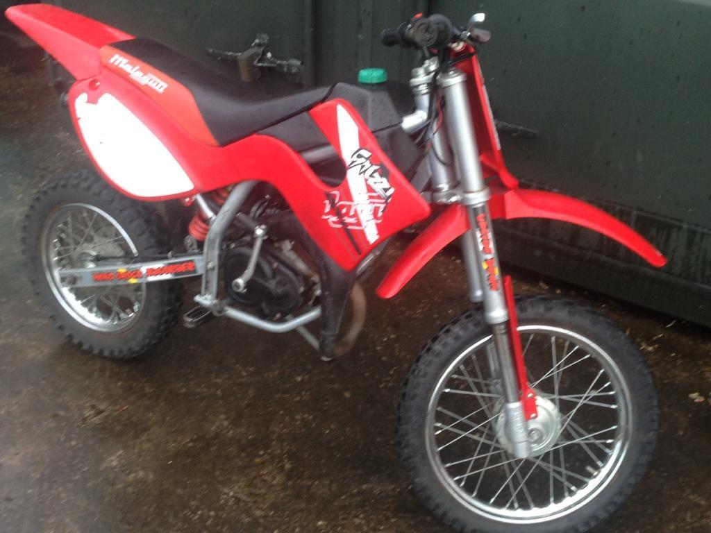 Malaguti grizzly 12 50cc in whitworth manchester gumtree for Yamaha grizzly 50