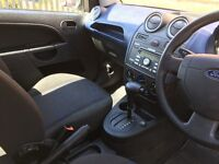 2007 ford fiesta style automatic