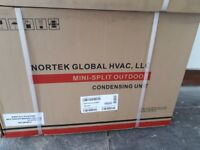 Nortec Renzor Aircon Mini Split System 2.6kw. Brand New and boxed, 31 systems avalible