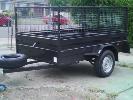 BOX, CAGE, LUGGAGE AND CAR TRAILER RENTALS AT BUDGET PRICES Blacktown Blacktown Area Preview