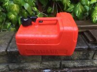 15 LITRE YAMAHA FUEL CONTAINER