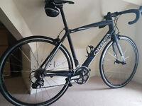 Hardly ridden Orbea, full carbon frame, Ultegra/FSA components, Vision Team 30 wheels