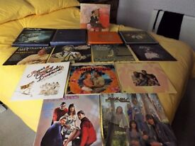 "48 x 12"" Vinyl Record Collection- see description box for details"