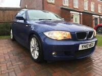 BMW 118d 2010 m sport 80k only open to offers