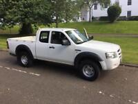 2009 58 Ford ranger 2.5 Tdci super cab low mileage