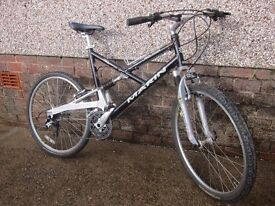 Marin Rift Zone FRS Mountain Bicycle. Near Mint Condition , V High Spec Bargain!!