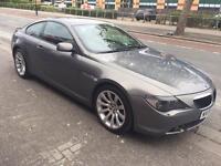 BMW 630I full dealer history