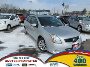 2012 Nissan Sentra S | BLUETOOTH | CLEAN | MUST SEE