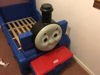Thomas the Tank Little Tikes junior bed