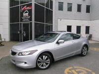 2010 Honda Accord Coupe EX-Garantie Global jusqu'a 200.000km