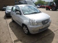 KIA PICANTO - LC55BYA - DIRECT FROM INS CO