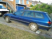 2002 Peugeot 406 2.0 HDI estate Gearbox