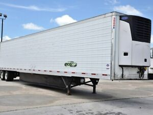 2014 Utility CARRIER REEFER LOW HOURS  SUPER CLEAN