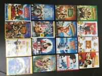 Children's DVDs (16)