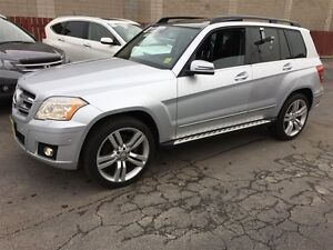 2010 Mercedes-Benz GLK-Class 350, Automatic, Leather Panoramic S