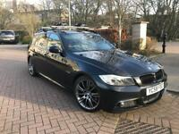 BMW 320d m sport touring urgent sale needed!!£5100