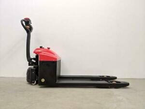 HOC ELEP15 - ELECTRIC PALLET JACK ELECTRIC PALLET TRUCK ELECTRIC PUMP TRUCK 1500 KG (3307 LBS) CAPACITY + FREE SHIPPING