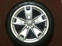 Audi A3 Sport Alloys