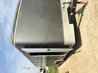 2010 25' Continental Enclosed Trailer