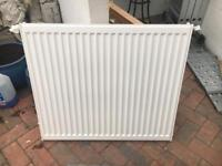 700 x 800 mm white radiator