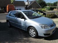 Toyota Corolla 1.6 Auto, 5 Dr, '54 Reg, FSH, 1 Year's MOT, 13 Service Stamps, 2 Owners from New