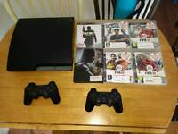 Playstation 3 (ps3) 120gb reduced