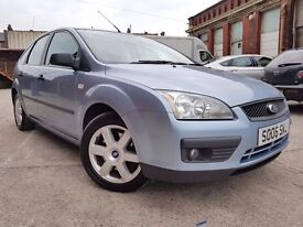 Ford Focus 1.8 TDCi Sport 5dr 1 OWNER+ALLOYS+MFS+AUX+ECO RING NOW FOR MORE INFO 07735447270