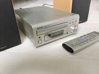 DENON UD-M30 Receiver Amplifier CD Player Radio (Aux for iPhone etc) + Speakers COLLECTION ONLY