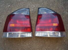 Vetra c sri rear lights