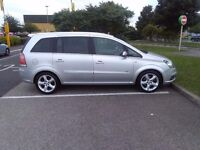 Great Vauxhall Zafira for sale (you don't want to miss)