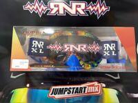 Motocross Goggles By Rip N Roll Hybrid 36 mm Slick Hybrid