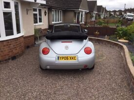 10 months MOT, convertible, lovely to drive