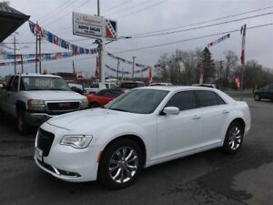 2016 Chrysler 300 $219 Bi-weekly!! AWD and fully loaded!