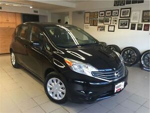 2014 Nissan Versa Note 1.6 SV 1 OWNER LOCAL TRADE!!