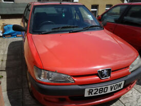 Great Reliable Peugeot 306