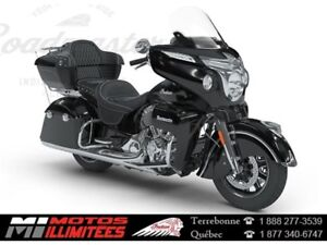 2018 Indian Motorcycles Roadmaster 3.99% 72 mois, 1500,00$ + 500