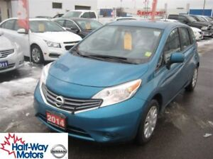2014 Nissan Versa Note 1.6 S | Just $68 bi-weekly!