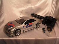 RC Kyosho PURETEN EP ALPHA 2 4WD used twice w tx can post