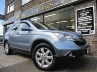 HONDA CR-V 2.0 i-VTEC ES Station Wagon 5dr (blue) 2008