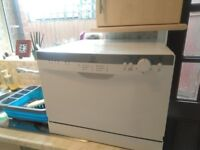 Indesit ICD661 Compact Dishwasher very good condition