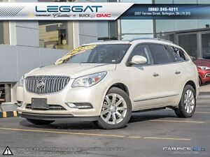 2014 Buick Enclave Premium AWD w/ ONLY 78K! *NAV*LEATHER*REAR DV