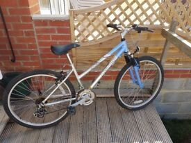 Optima Ladies Mountain bicycle in good condition