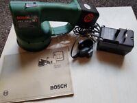 Bosch Cordless 9.6v Sander