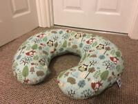 Boppy nursery pillow