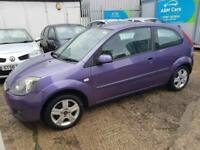 2007 Ford Fiesta 1.4 Zetec Climate