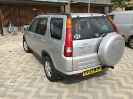 Honda CRV 2003, great condition, selling because we are leaving the UK