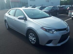 2014 Toyota Corolla CE ONLY $116 BIWEEKLY WITH $0 DOWN!